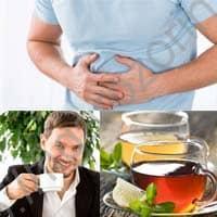 Чаи для лечения желудка.