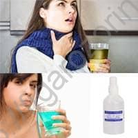 Можно ли полоскать горло перекисью водорода?