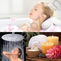 Преимущества расслабляющих ванн и лечебных душей.