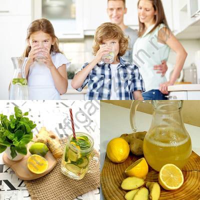 Имбирно-лимонная вода: польза и как ее приготовить?